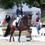 Ria Rocana wieder auf Championatskurs